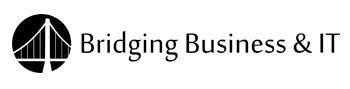 Bridging Business & IT Logo